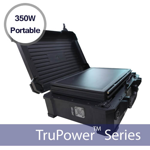 350W Portable Solar Power System