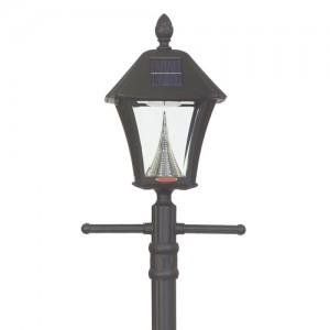 Baytown Solar Lamp Post Light
