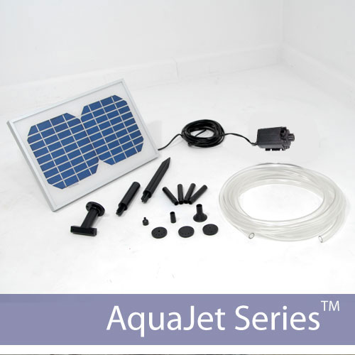 12v Solar Waterfall Pump Kit