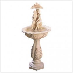 AquaJet-SF-Couple-Kit Cascanding Birdbath fountain