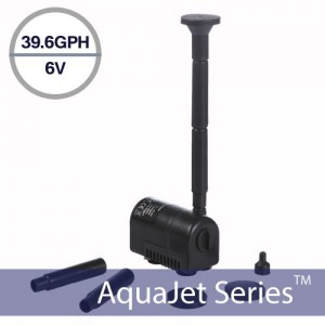 Replacement 6v Solar Submersible Pump