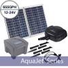 12-24v 655GPH Solar Pump Kit