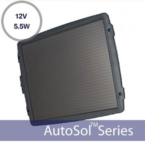 5.5W ThinFilm Trickle Automotive Solar Charger