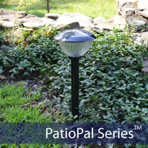 EuroPlus Solar Garden Light
