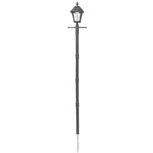 baytown solar lamp post light - Solar Lamp Post