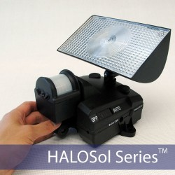 HALOSol Solar Security Light