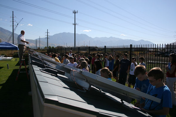 Utah Solar Tour 2010
