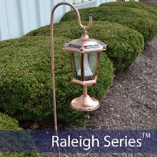 Copper Solar Lights Clic Beautiful Garden