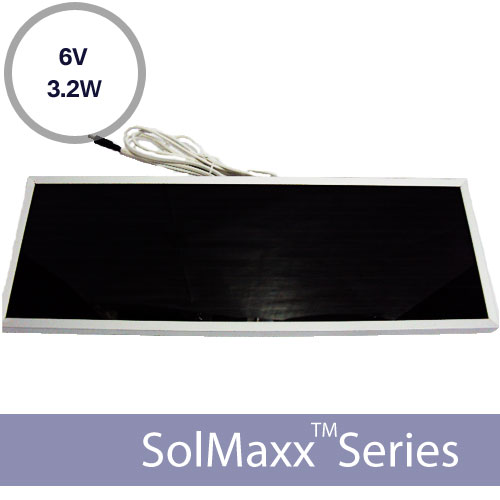 Thin Film Solar Panels 6V 3.2w 450ma
