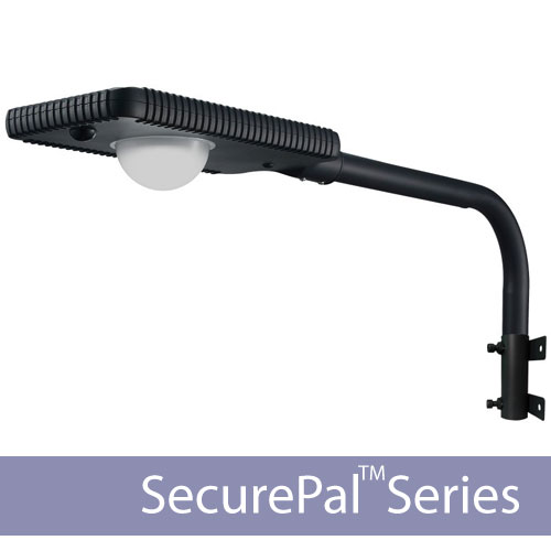 Securepal plus solar security motion sensor flood light aloadofball Images