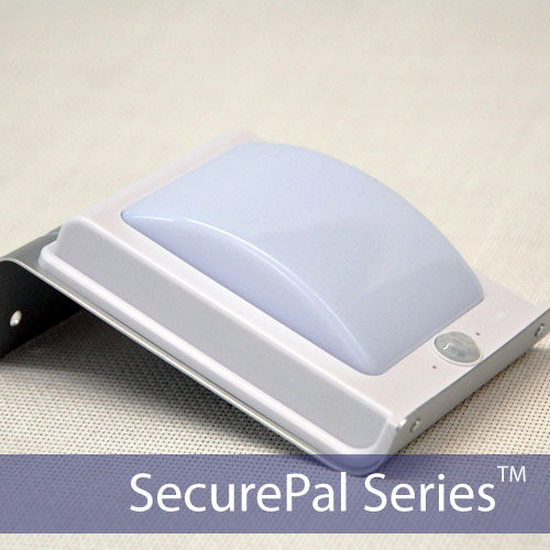 SecurePal 16 LED Solar Garden Security Light