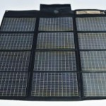 15.4V 21W Foldable Flexible Solar Panel