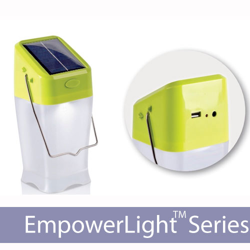EmpowerLight Portable Solar Lantern
