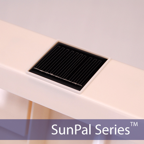Sunpal Solar Brochure Box Light Solar Lights