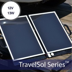 Briefcase Solar Power Generator
