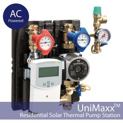 UNIMAXX-PLUS-R-150-AC Solar Pump Station