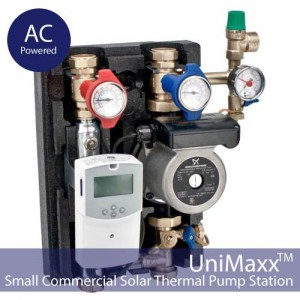 UniMaxx-PlusSC Small Commercial Solar Pump Station