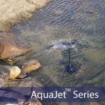 Solar Water Fountain Pump with Battery Backup 24V – AquaJet Pro Kit