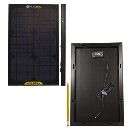 Boulder 15 Solar Panel