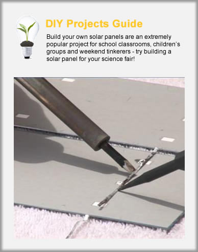 Complete Build Your Own Solar Panel Kits
