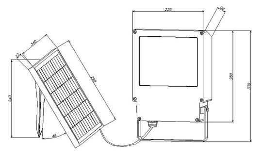 Custom OEM Solar Products - GenLight