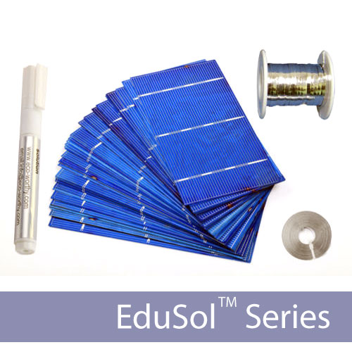 75w DIY Solar Panel / Solar Cell Kit