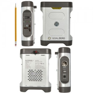 Goal Zero Solar Charging Kit
