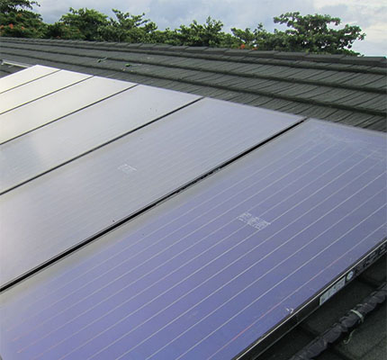 TitanPower & TitanPowerPlus Flat Plate Solar Collectors