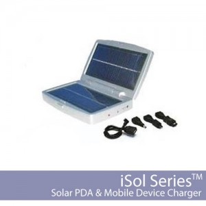 iSol PDA Solar Battery Charger