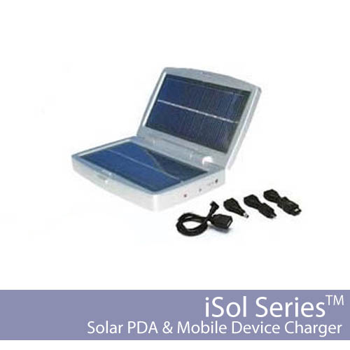 PDA Solar Battery Charger