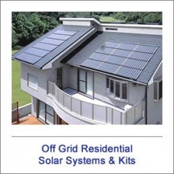 Off Grid Residential Systems