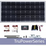 TruPower Portable Solar Power System 500W