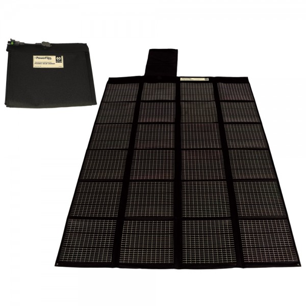 15.4V 60W Foldable Flexible Solar Panel