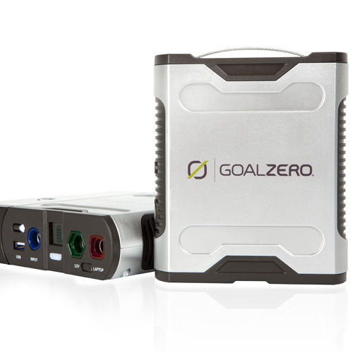 Goal Zero Sherpa 50 Solar Battery Charger