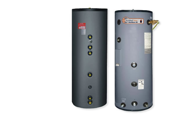 StorMaxx Solar Hot Water Storage Tanks