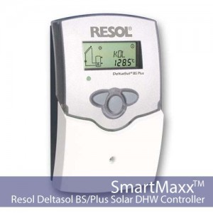 SmartMaxx-DHW-Plus Domestic Hot Water & Radiant Heating Solar Controller