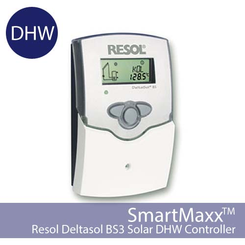 SmartMaxx-DHW Domestic Solar Hot Water Controller