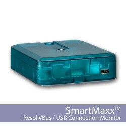 SmartMaxx EZ Connect VBus to USB connection