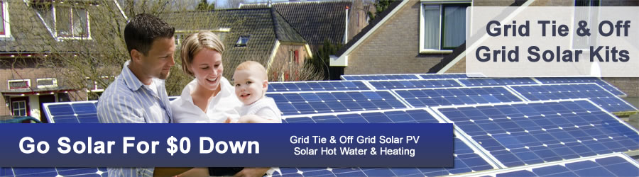 Financing For Your New Solar PV System