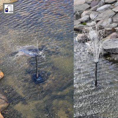 Solar Fountain & Water Pumps