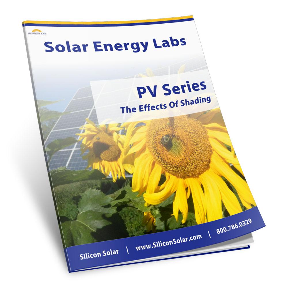 Solar PV Effects of Shading – Solar Energy Lab