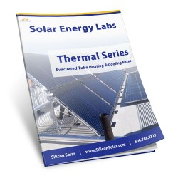 Solar Lab - Thermal - Evacuated Tube Heating & Cooling Rates