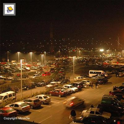 Solar Street & Parking Lot Lights
