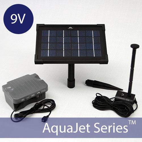 Solar Fountain Pump Kits