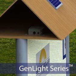 solarrecessedsignlight