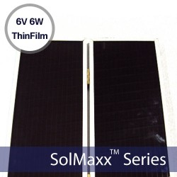 SolMaxx 6v6w ThinFilm Solar Panel