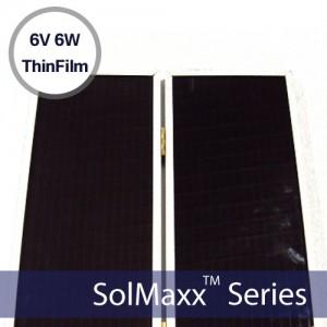SolMaxx 6v6w ThinFilm Solar Panel