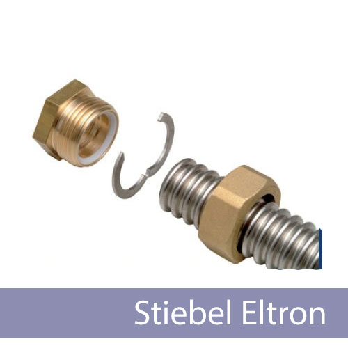 Stiebel Eltron BSPP Male to NPT Male Adapter
