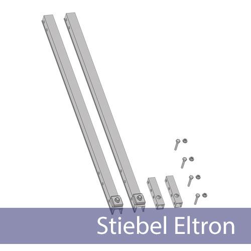 stiebel eltron extension rail kit shop solar. Black Bedroom Furniture Sets. Home Design Ideas