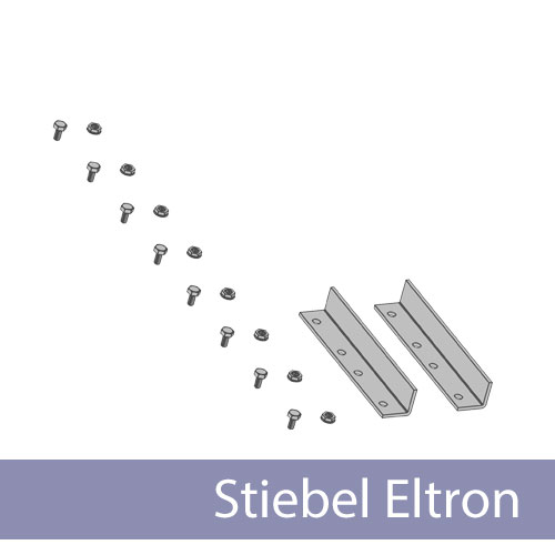 stiebel eltron frame connector kit shop solar. Black Bedroom Furniture Sets. Home Design Ideas